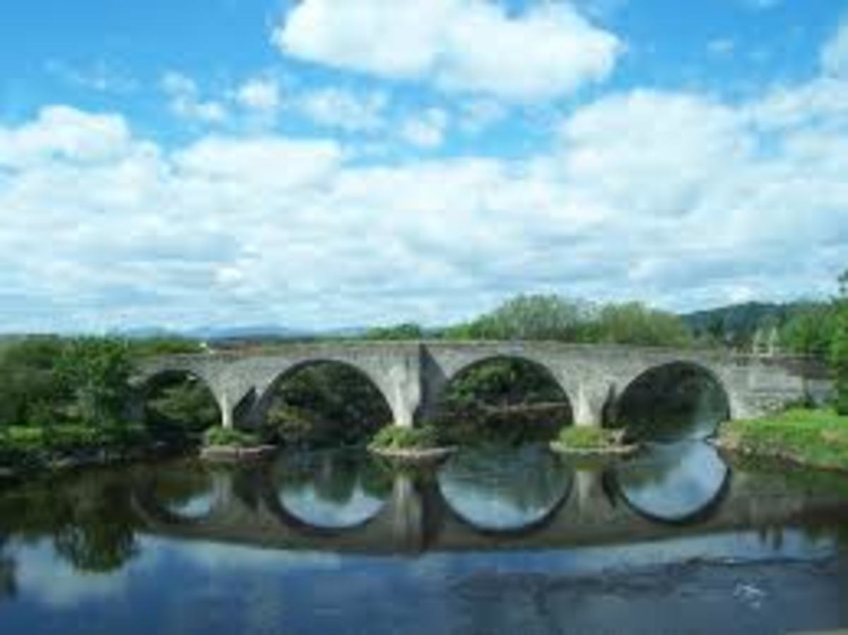Stirling Bridge today