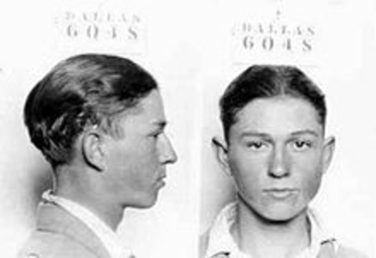 Clyde Barrow - 17 years old