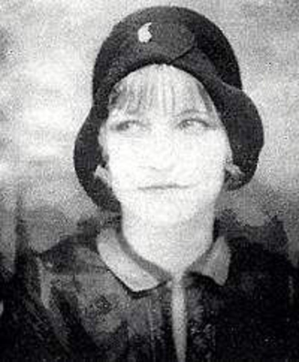 Young Bonnie Parker