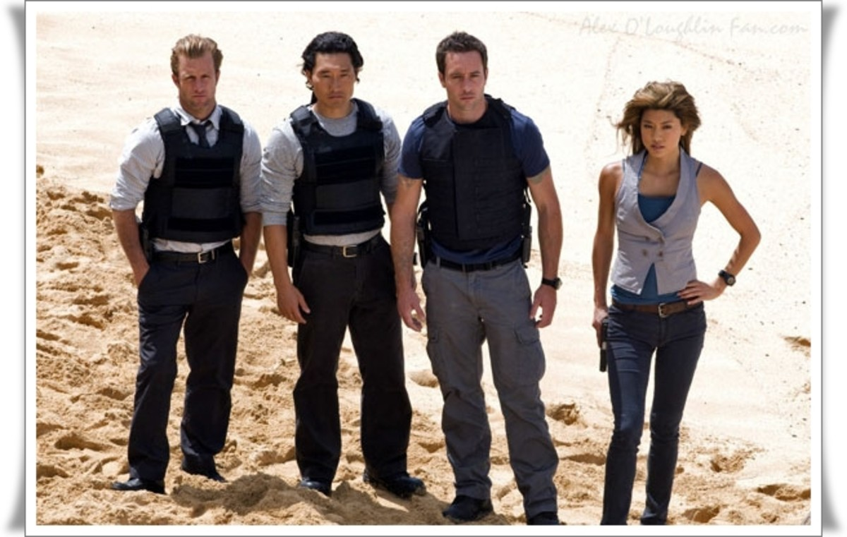 The new Hawaii Five-0
