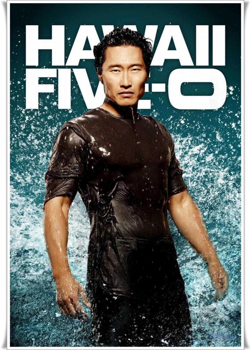 Daniel Day Kim as Chin Ho Kelly