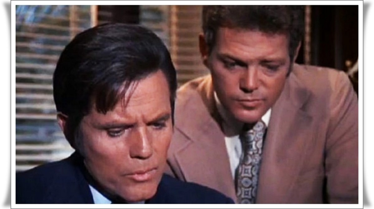 Jack Lord (December 30, 1920  January 21, 1998)............. James MacArthur (December 8, 1937 - October 28, 2010)