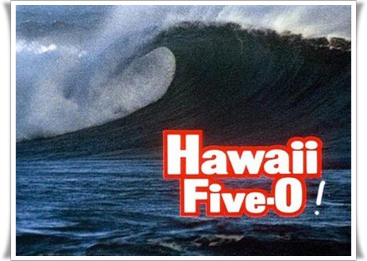 Hawaii Five-O 2010 - as in Steve: