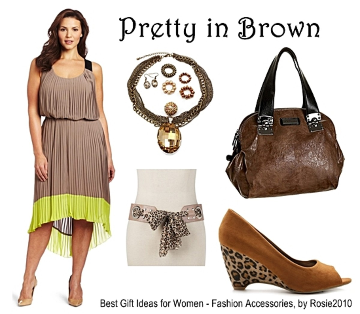 Fall 2013 Brown Dresses For Women Best Gift Ideas for Women