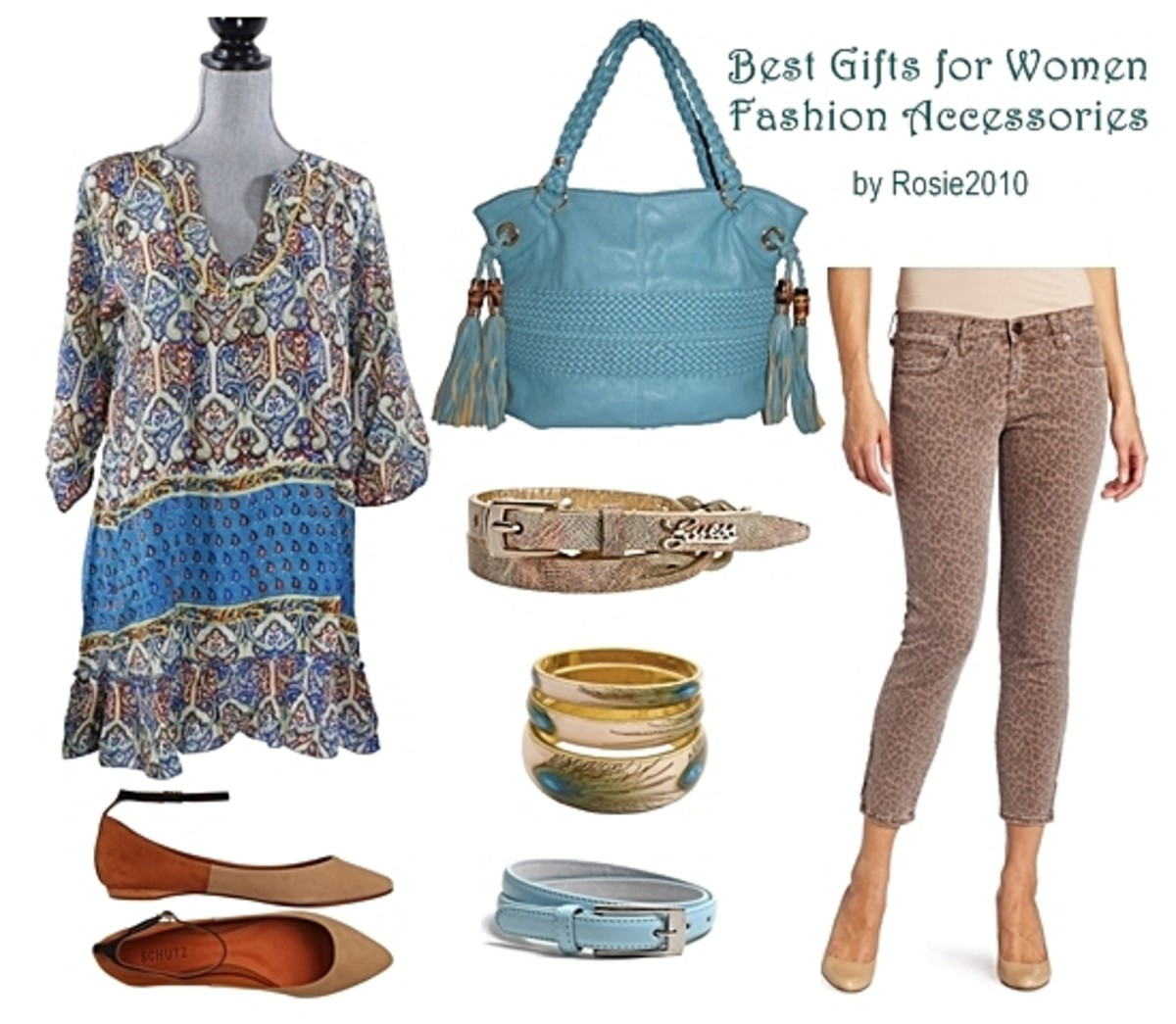 Best Gift Ideas for Women - Fashion Accessories Gifts $100
