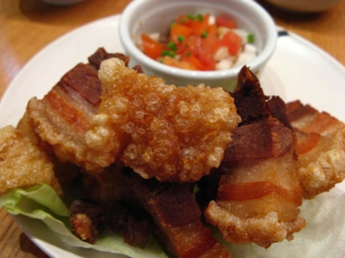 Bagnet Recipe of Vigan -- Ilocano Foods and Recipes