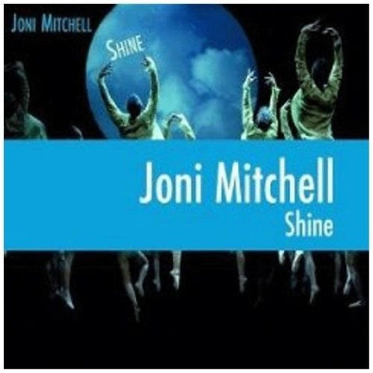 Shine Joni MItchell best albums #10