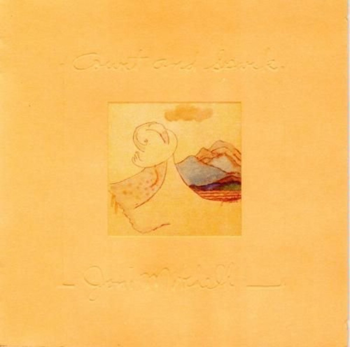 Court And Spark Joni MItchell best albums #6