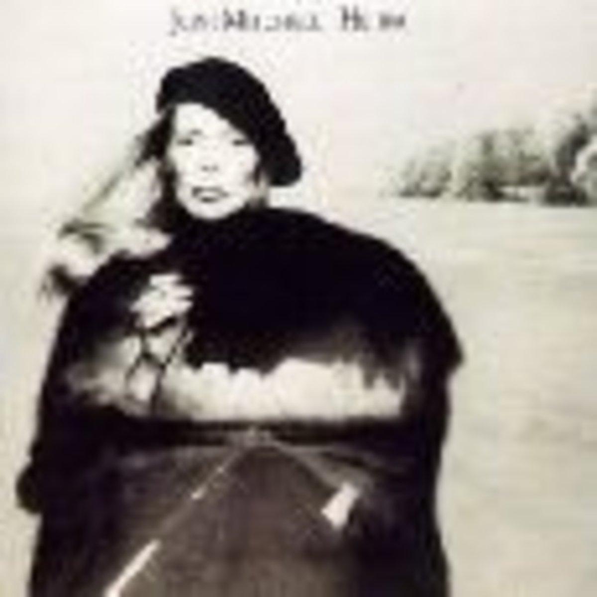Joni Mitchell 10 best albums Hejira