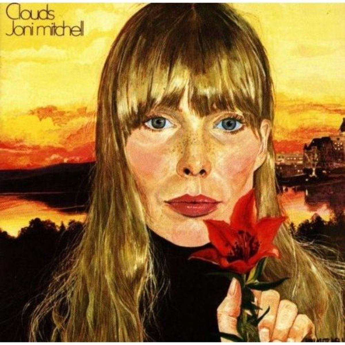 clouds Joni MItchell best albums #2