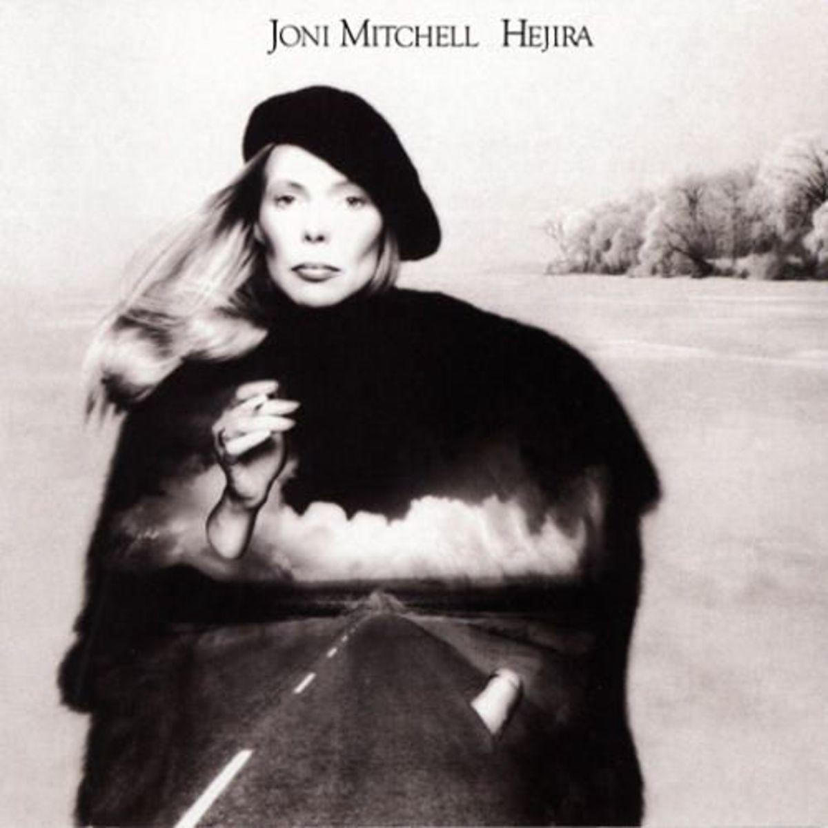 Hejira Joni MItchell best albums #8