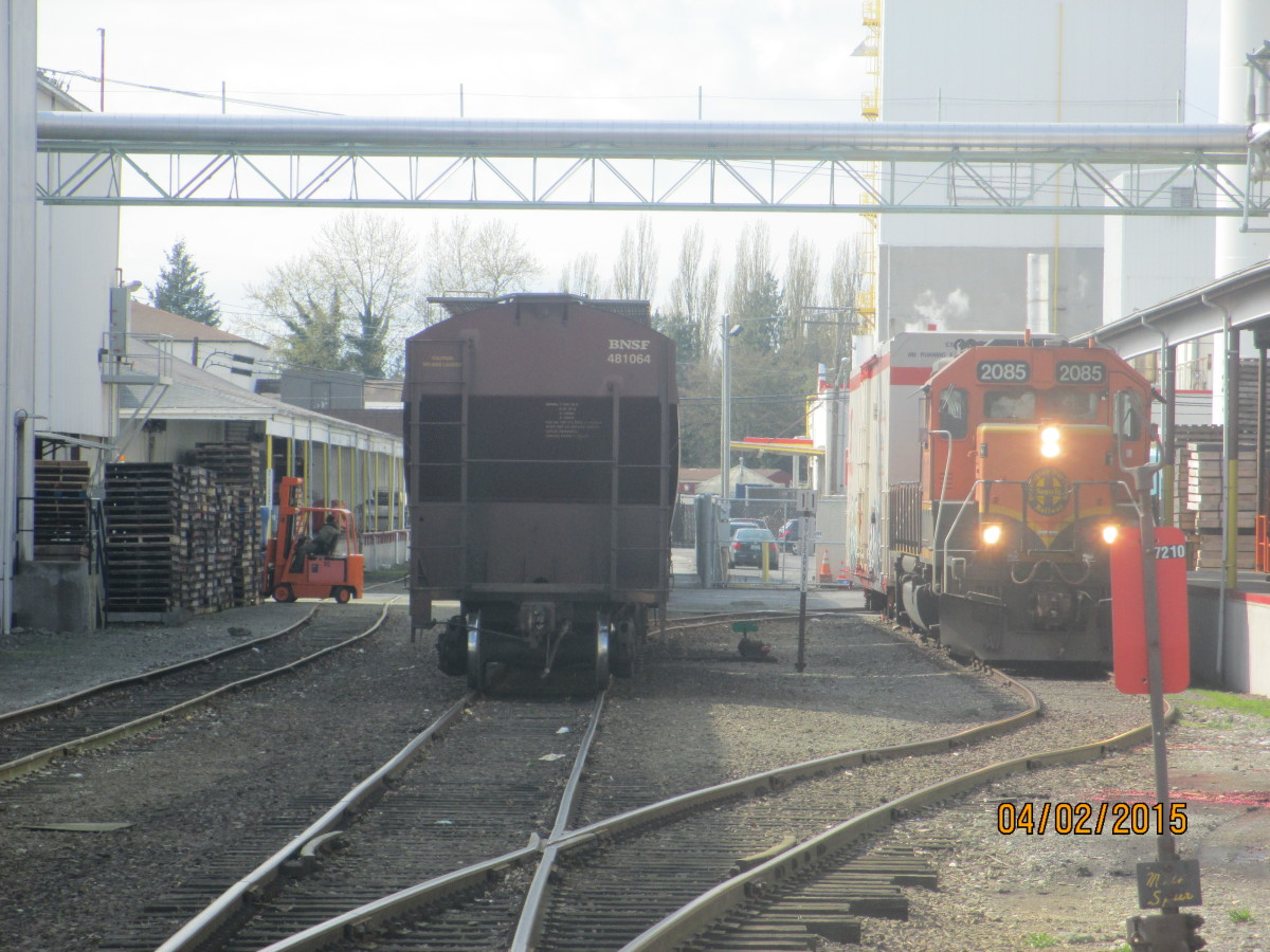 Local Switching Lynden