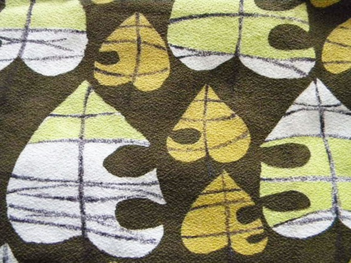 1950s barkcloth on etsy.