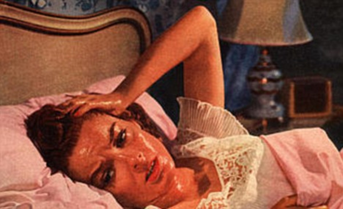 Night Sweats -Causes, Diagnosis and Treatment
