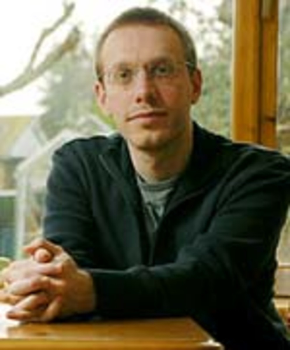 Daniel Tammet: Christian -Savant's Book on Faith in God, and Christianity (Fragments of Heaven)