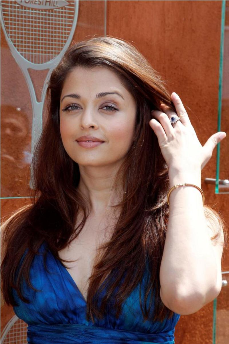 aishwarya blue film