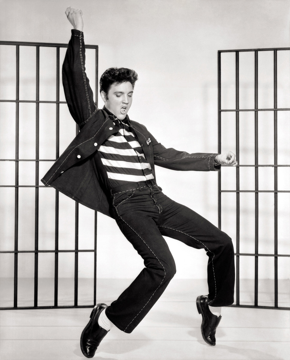 Elvis Presley -- My 1977 Tribute Song to the King, 37 Years Later