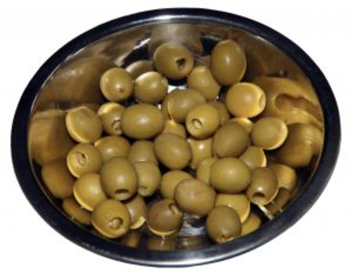 Olives by Alimentation