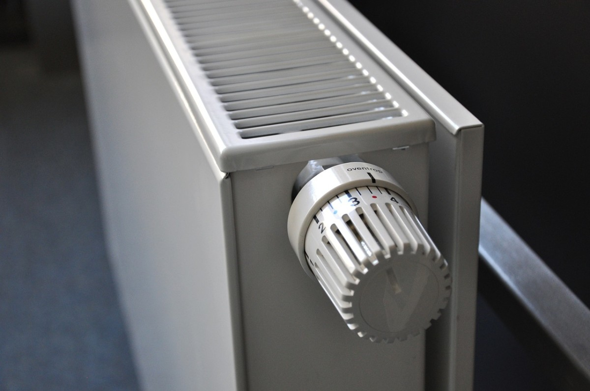Modern radiators are usually electric, and run quietly