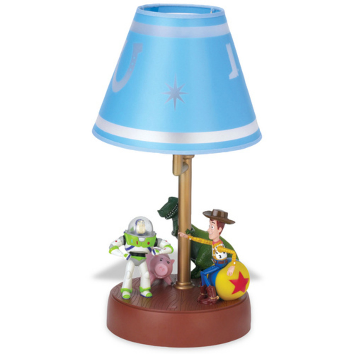 Toy Story Animated Lamp