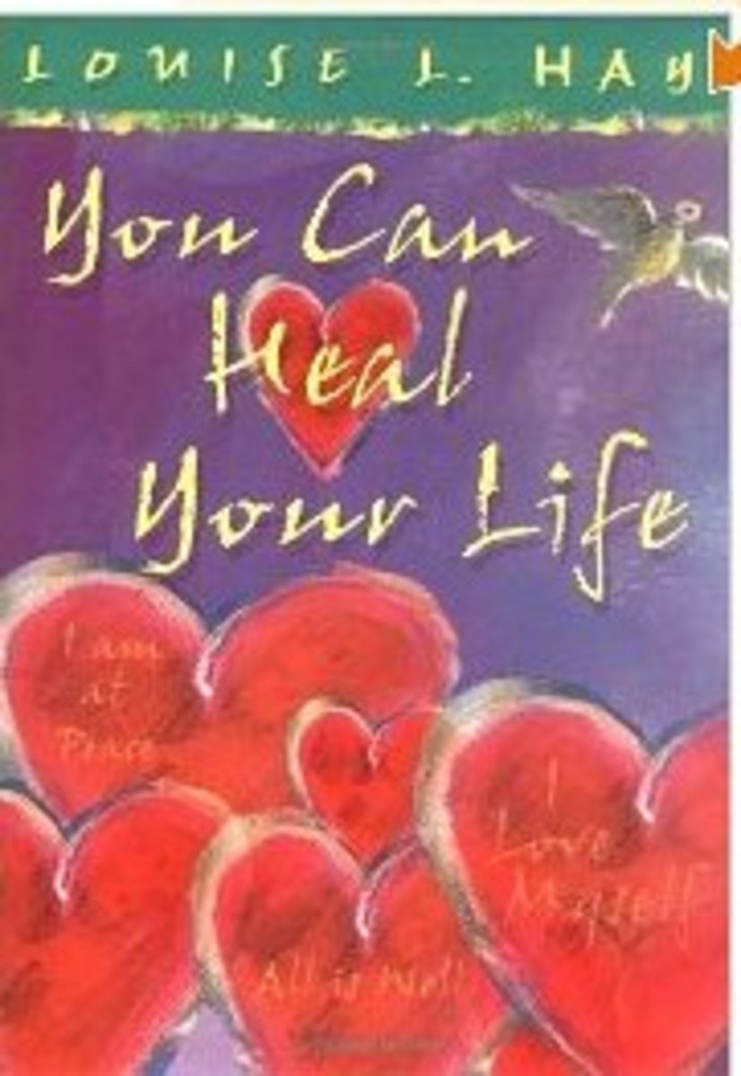 Thanks To Louise L. Hay - You Can Heal Your Life!