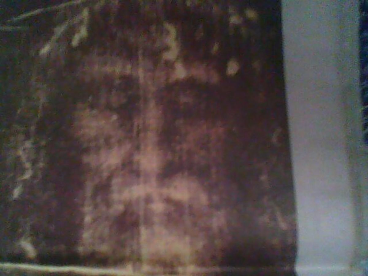 Discovery of the True Face of Jesus Christ