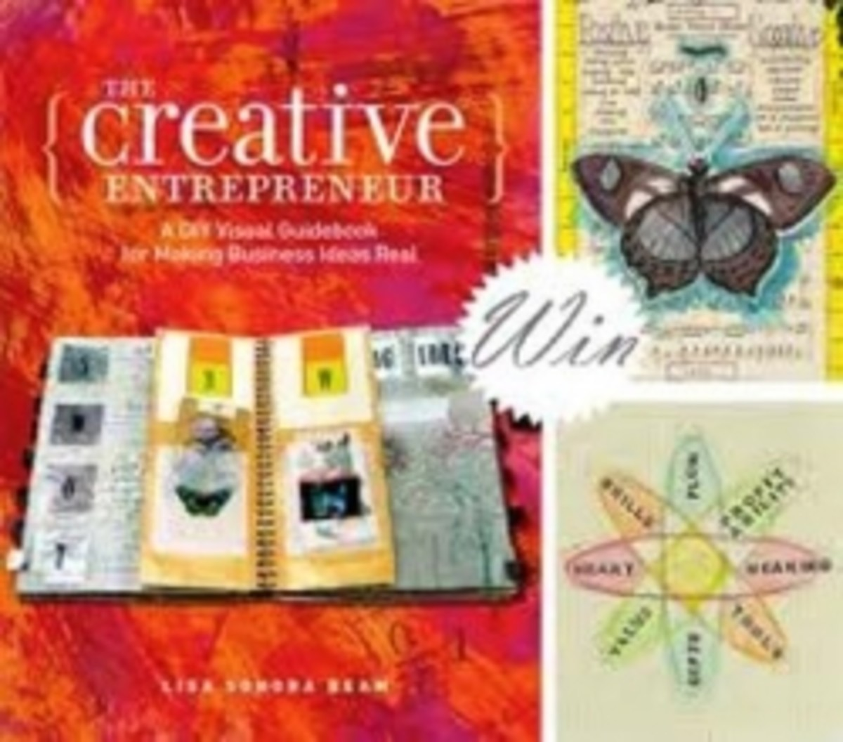Business Plans: Creative Goals with Mandala Collage