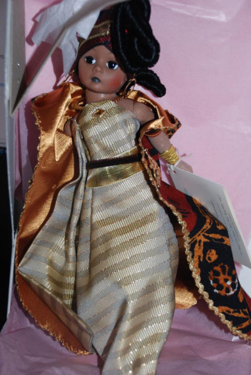 Nomsa Madame Alexander Doll