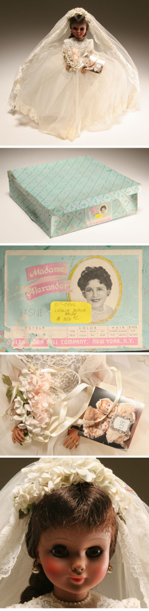 Madame Alexander Leslie African American Doll