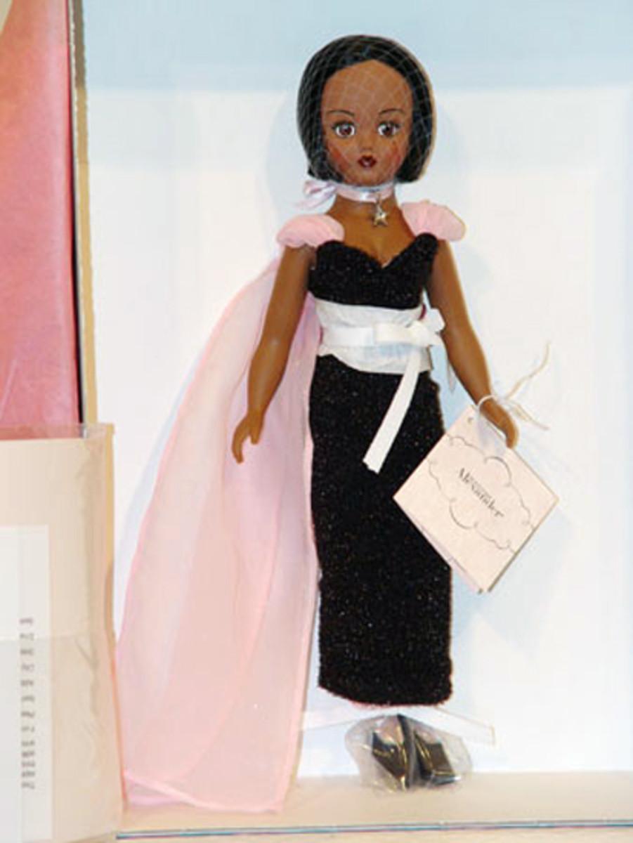 Madame Alexander African American Cake Topper 33571
