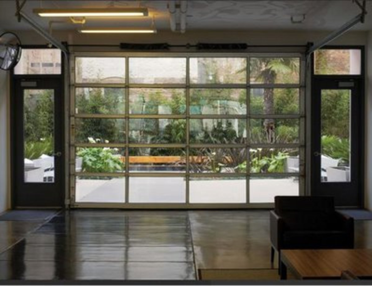 glass garage doors. Glass Garage Doors