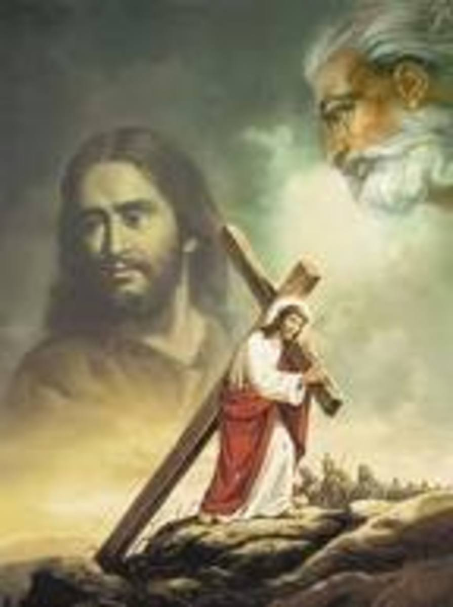 1 Corinthians 15:28 - Jesus Subject to the Father?
