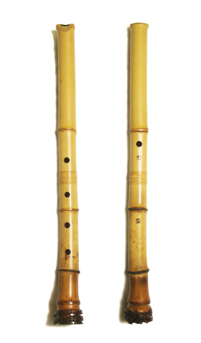 Traditional Japanese Shakuhatchi
