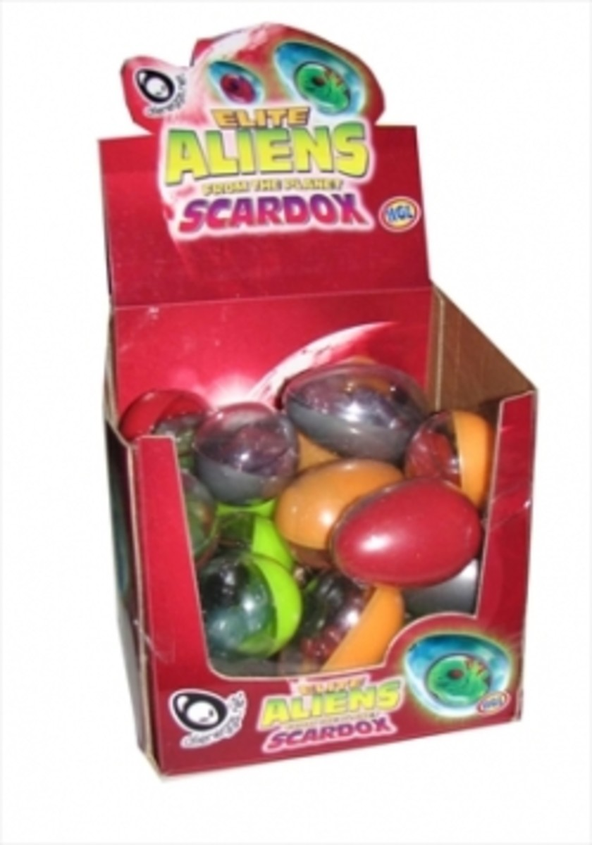 Aliens From The Planet Scardox