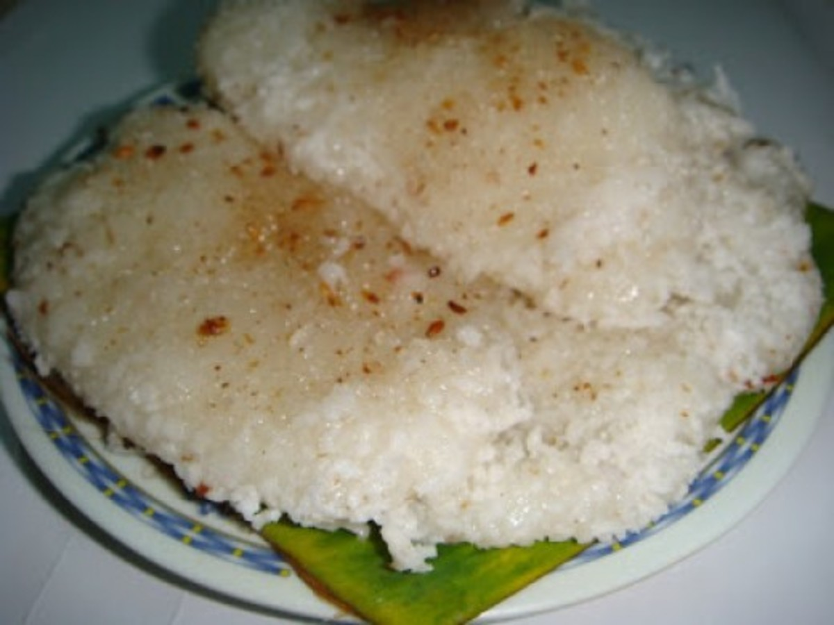 Palitaw (Glutinous Rice Dumplings)