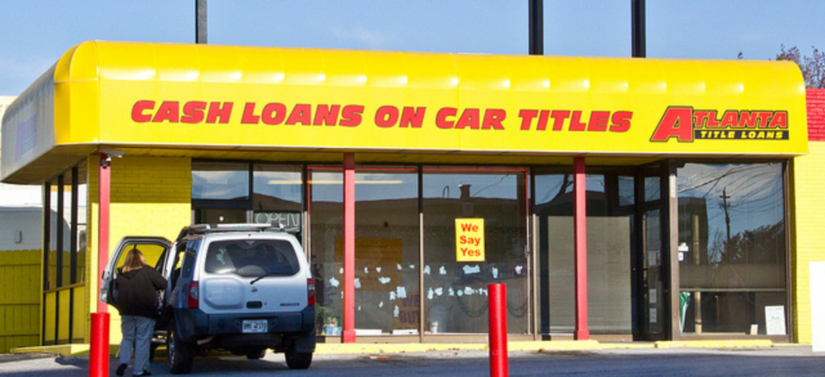 Car Title Loan - How Does It Work?