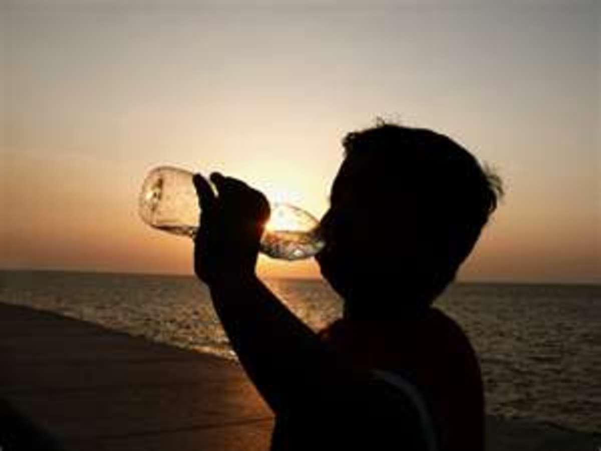 Drink, Drink, Drink Water