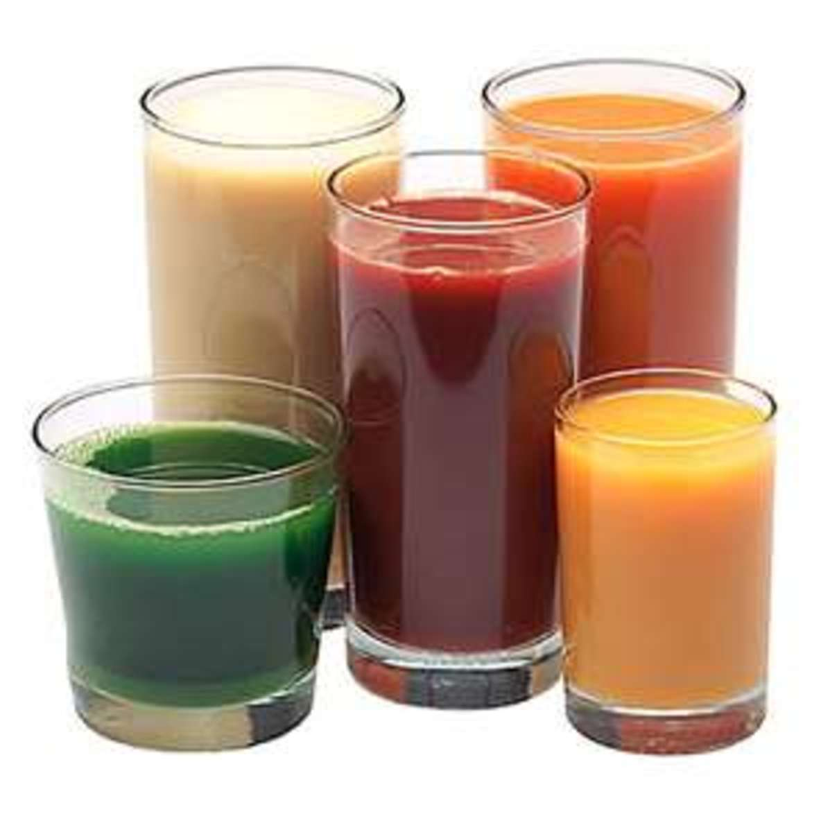 Yummy Juices