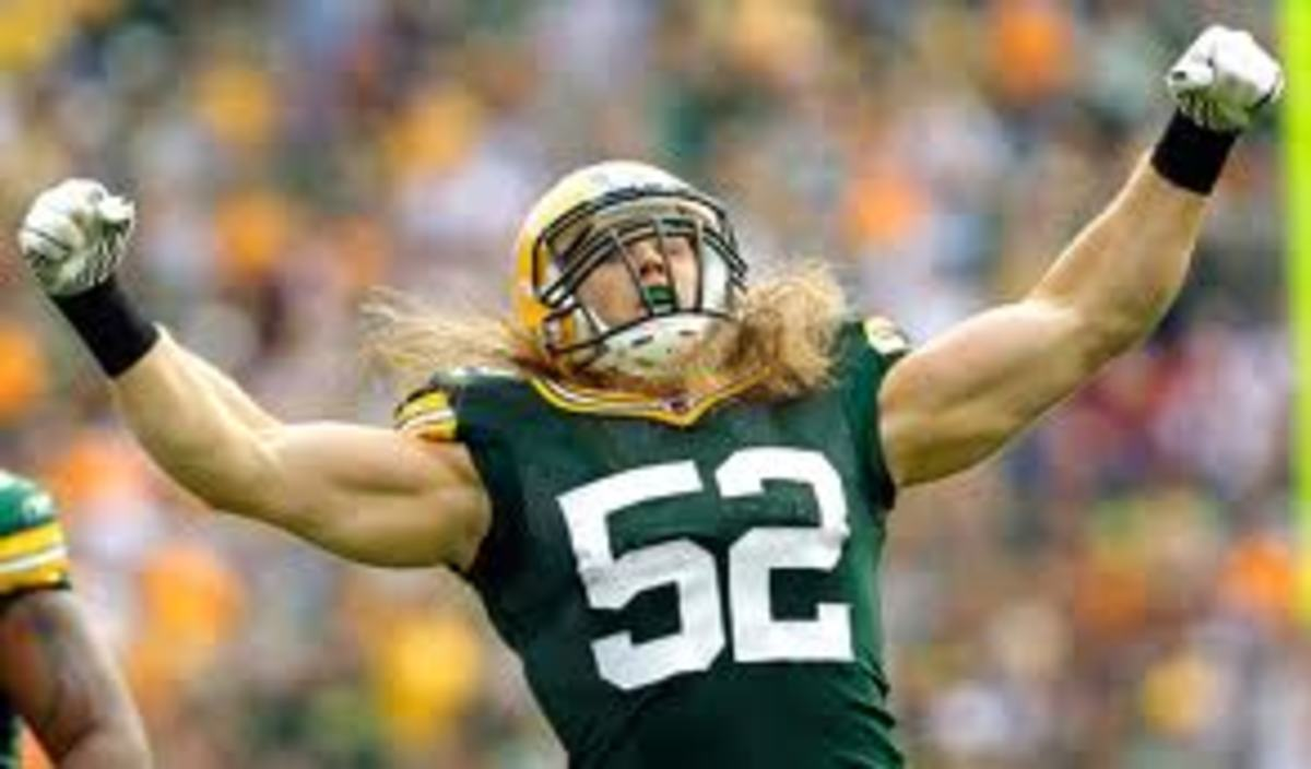 NFL Trend: Football Players with Long Hair & Braids