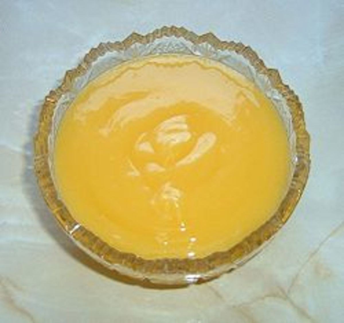 Homemade Lemon Curd