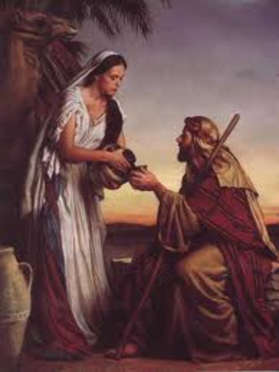 Love Stories From The Bible - Tragedies, Truths, And Triumphs