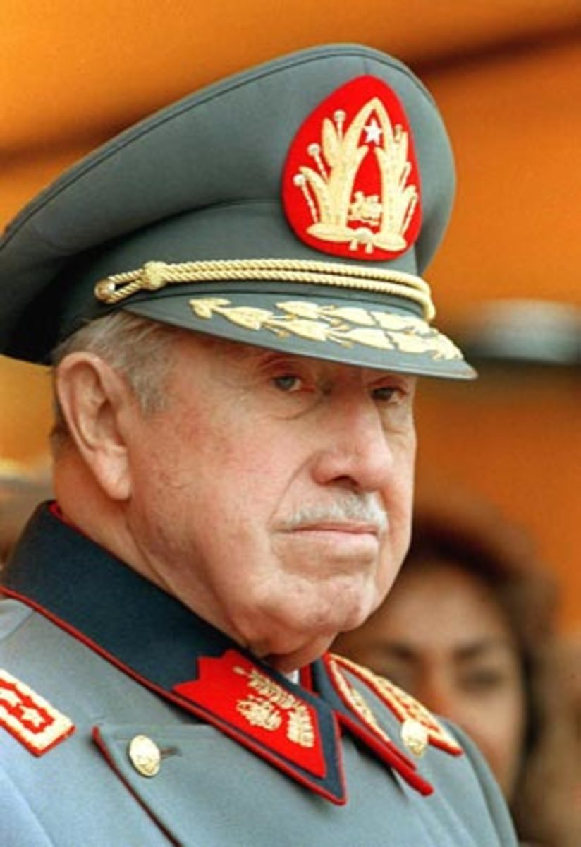 Dictator Augusto Pinochet authorized the  privatization of social security in Chile