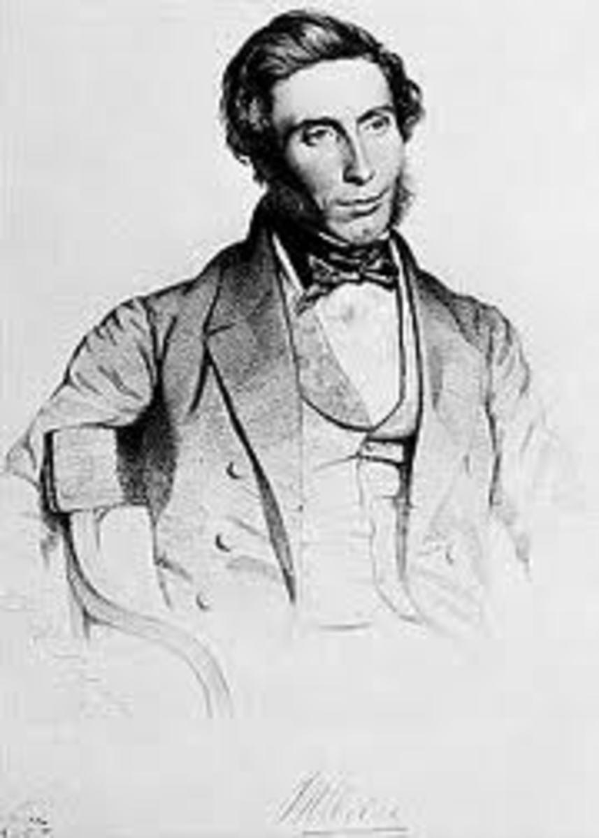 Oscar's father - Sir William Wilde