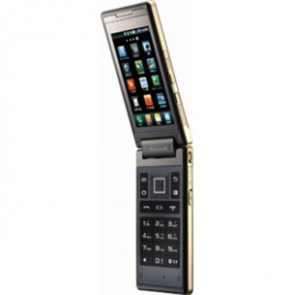 Samsung W899 Android Flip Phone