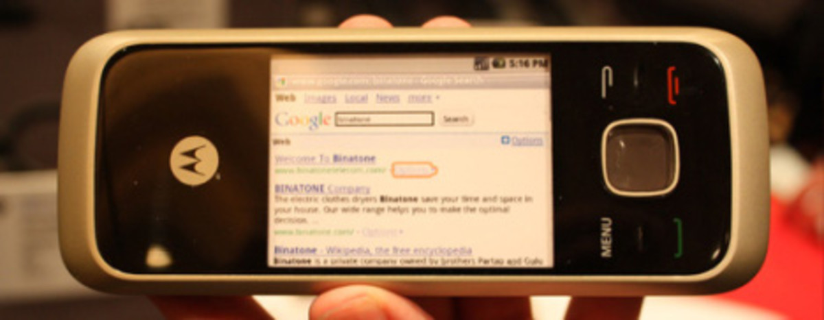 Motorola HS1001 Home Cordless Phone