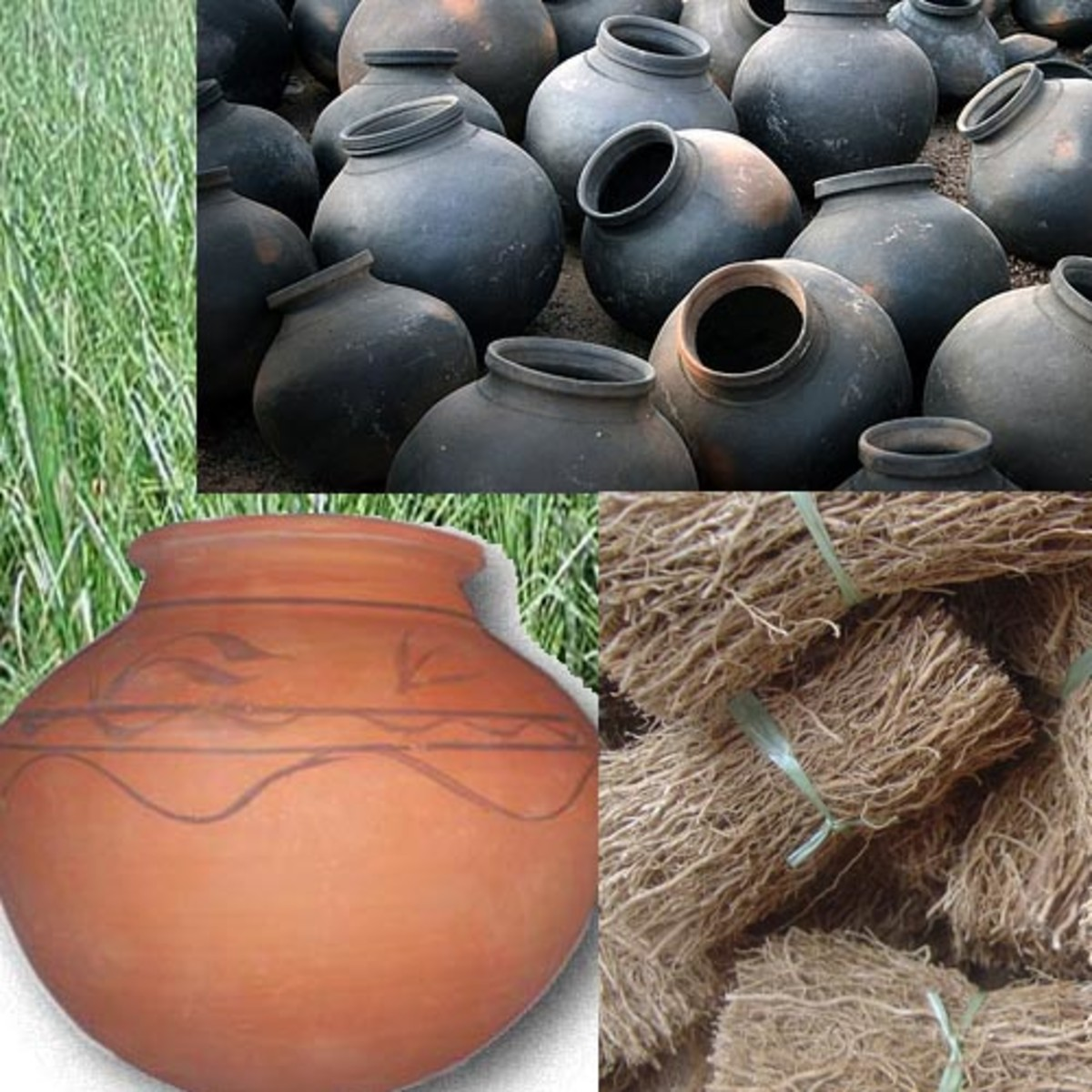 Matkas are usually made in black or red colour. khus roots are added to water to imparts its health benefits as well as a lovely fragrance to the water