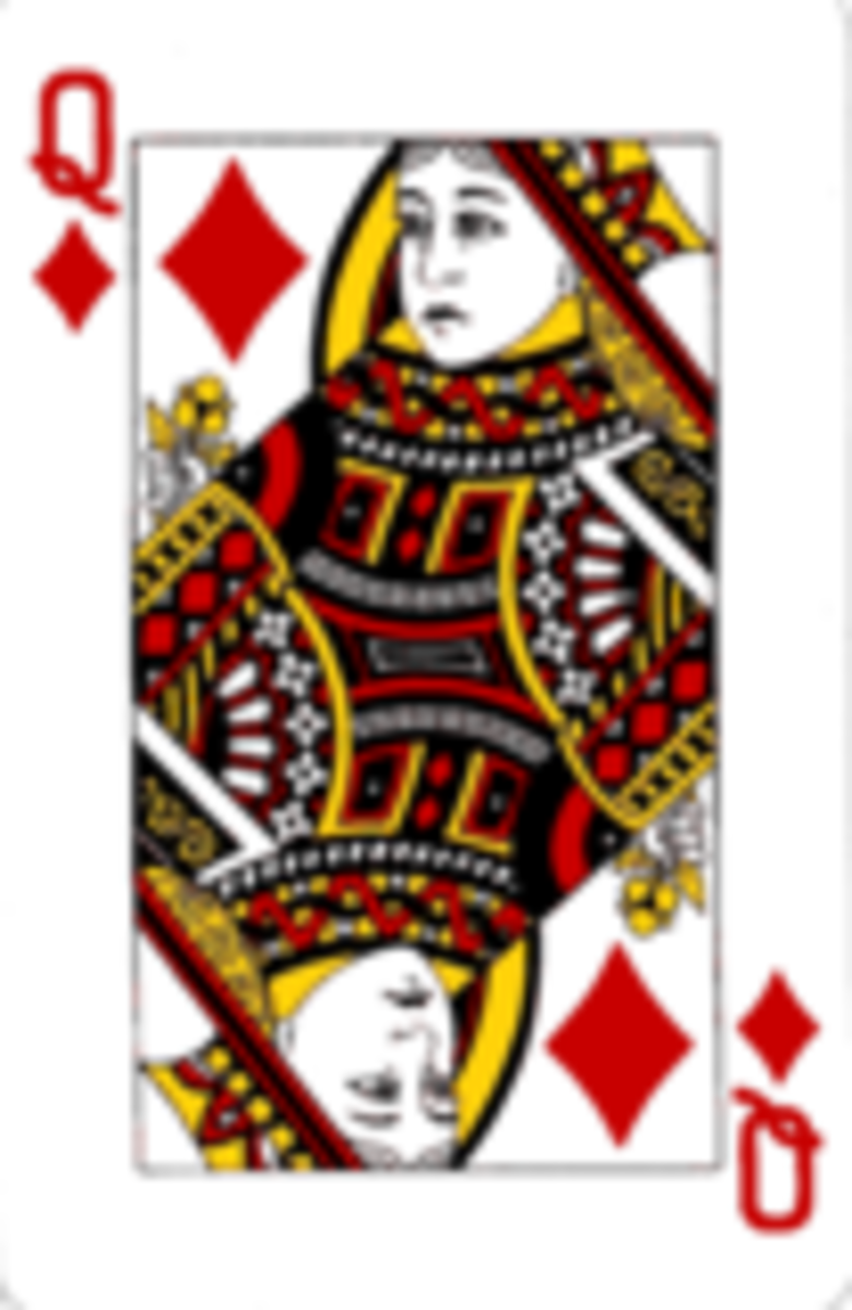 Cartomancy and Queens