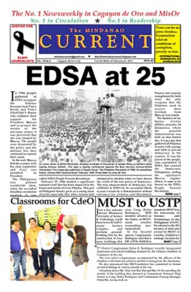 EDSA at 25
