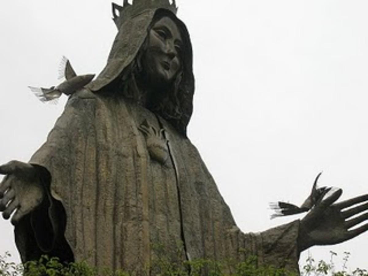 EDSA Shrine at Ortigas-EDSA, Quezon City