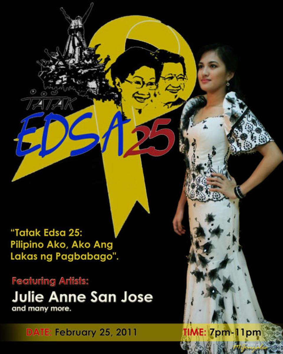 EDSA at 25 Concert Celebration